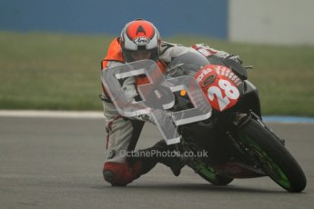 © Octane Photographic Ltd. Thundersport – Donington Park - 24th March 2012. Aprillia Superteens, Keenan Armstrong. Digital ref : 0252cb7d1483