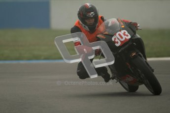 © Octane Photographic Ltd. Thundersport – Donington Park - 24th March 2012. Aprillia Superteens, Aiden Walker. Digital ref : 0252cb7d1490