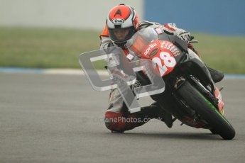© Octane Photographic Ltd. Thundersport – Donington Park - 24th March 2012. Aprillia Superteens, Keenan Armstrong. Digital ref : 0252cb7d1525