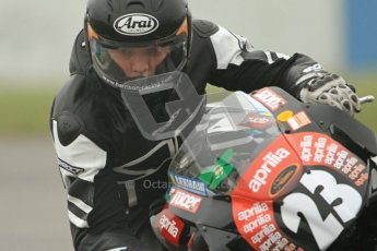 © Octane Photographic Ltd. Thundersport – Donington Park - 24th March 2012. Aprillia Superteens, Nathan Harrison. Digital ref : 0252cb7d1591