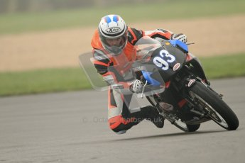 © Octane Photographic Ltd. Thundersport – Donington Park - 24th March 2012. Aprillia Superteens, William Holland. Digital ref : 0252cb7d1632