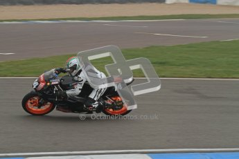 © Octane Photographic Ltd. Thundersport – Donington Park - 24th March 2012. Aprillia Superteens, Joe Thompson. Digital ref : 0252lw7d0263