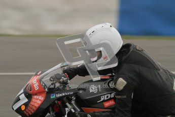 © Octane Photographic Ltd. Thundersport – Donington Park - 24th March 2012. Aprillia Superteens, Ryan McAdam. Digital ref : 0252lw7d0436