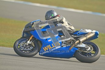 © Octane Photographic Ltd. Thundersport – Donington Park -  24th March 2012. RST Motorcycle Clothing Golden Era Superbikes, Paul Willis. Digital ref : 0257cb7d2812