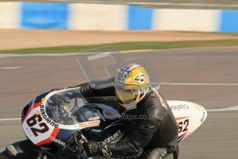 © Octane Photographic Ltd. Thundersport – Donington Park -  24th March 2012. RST Motorcycle Clothing Golden Era Superbikes, Jason Dixon. Digital ref : 0257lw7d2093