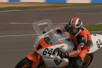 © Octane Photographic Ltd. Thundersport – Donington Park -  24th March 2012. RST Motorcycle Clothing Golden Era Superbikes, Adam Palfreman. Digital ref : 0257lw7d2158