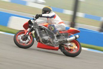 © Octane Photographic Ltd. Thundersport – Donington Park - 24th March 2012. HEL Performance Streetfighters, Andrew Driver. Digital ref : 0253cb7d1667