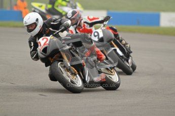 © Octane Photographic Ltd. Thundersport – Donington Park - 24th March 2012. HEL Performance Streetfighters, Tim Daisley and Reece Rothwell. Digital ref : 0253cb7d1675