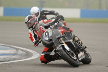 © Octane Photographic Ltd. Thundersport – Donington Park - 24th March 2012. HEL Performance Streetfighters, Reece Rothwell. Digital ref : 0253cb7d1696