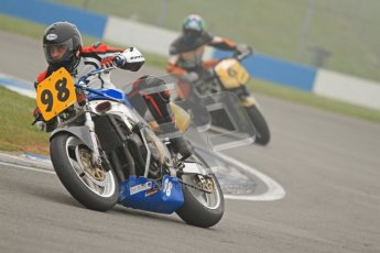 © Octane Photographic Ltd. Thundersport – Donington Park - 24th March 2012. HEL Performance Streetfighters, Rob Pragnell. Digital ref : 0253cb7d1716