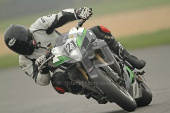 © Octane Photographic Ltd. Thundersport – Donington Park -  24th March 2012. HEL Performance Streetfighters, Martin Stanier. Digital ref : 0253cb7d1782