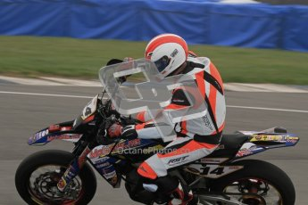 © Octane Photographic Ltd. Thundersport – Donington Park - 24th March 2012. HEL Performance Streetfighters, Brad Davey. Digital ref : 0253lw7d0498