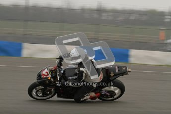 © Octane Photographic Ltd. Thundersport – Donington Park -  24th March 2012. HEL Performance Streetfighters, Tim Daisley. Digital ref : 0253lw7d0597