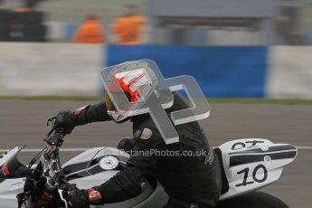 © Octane Photographic Ltd. Thundersport – Donington Park - 24th March 2012. HEL Performance Streetfighters, Andrew Plaskitt. Digital ref : 0253lw7d0679