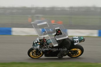 © Octane Photographic Ltd. Thundersport – Donington Park - 24th March 2012. HEL Performance Streetfighters, Andy Denyer. Digital ref : 0253lw7d0681