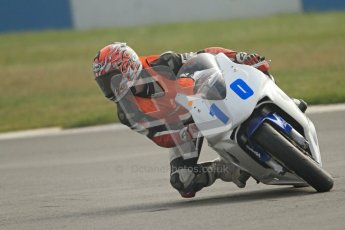 © Octane Photographic Ltd. Thundersport – Donington Park - 24th March 2012. HMT Racing Pre-National Sport 600, Michael Dexter. Digital ref : 0255cb7d2161