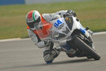 © Octane Photographic Ltd. Thundersport – Donington Park -  24th March 2012. HMT Racing Pre-National Sport 600. Digital ref : 0255cb7d2164