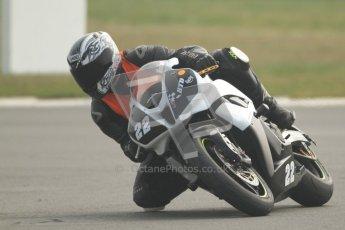 © Octane Photographic Ltd. Thundersport – Donington Park -  24th March 2012. HMT Racing Pre-National Sport 600, Matt Parker. Digital ref : 0255cb7d2175
