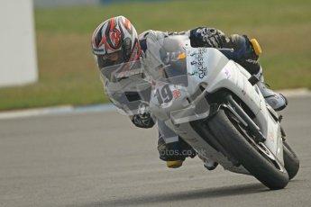 © Octane Photographic Ltd. Thundersport – Donington Park -  24th March 2012. HMT Racing Pre-National Sport 600, Charley Oakland. Digital ref : 0255cb7d2177