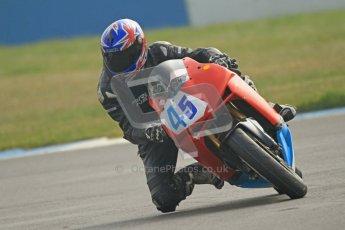 © Octane Photographic Ltd. Thundersport – Donington Park -  24th March 2012. HMT Racing Pre-National Sport 600, Joe Newbould. Digital ref : 0255cb7d2182