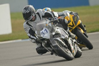 © Octane Photographic Ltd. Thundersport – Donington Park -  24th March 2012. HMT Racing Pre-National Sport 600, Colin Wilson. Digital ref : 0255cb7d2191