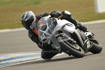 © Octane Photographic Ltd. Thundersport – Donington Park -  24th March 2012. HMT Racing Pre-National Sport 600, Matt Parker. Digital ref : 0255cb7d2258