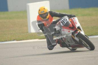 © Octane Photographic Ltd. Thundersport – Donington Park - 24th March 2012. HMT Racing Pre-National Sport 600, Ben Dovey. Digital ref : 0255cb7d2262