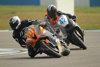 © Octane Photographic Ltd. Thundersport – Donington Park - 24th March 2012. HMT Racing Pre-National Sport 600, Ryan Peters. Digital ref : 0255cb7d2268