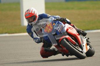 © Octane Photographic Ltd. Thundersport – Donington Park - 24th March 2012. HMT Racing Pre-National Sport 600, Gary Hignett. Digital ref : 0255cb7d2275
