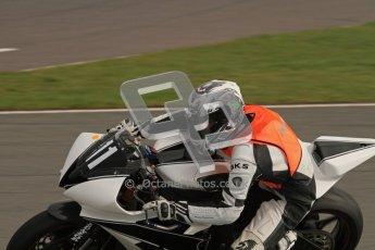 © Octane Photographic Ltd. Thundersport – Donington Park -  24th March 2012. HMT Racing Pre-National Sport 600. Digital ref : 0255lw7d1354