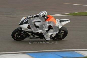 © Octane Photographic Ltd. Thundersport – Donington Park -  24th March 2012. HMT Racing Pre-National Sport 600. Digital ref : 0255lw7d1425