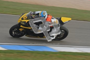 © Octane Photographic Ltd. Thundersport – Donington Park -  24th March 2012. HMT Racing Pre-National Sport 600, Daniel Ingham. Digital ref : 0255lw7d1463