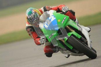 © Octane Photographic Ltd. Thundersport – Donington Park - 24th March 2012. Doodson Motorsport Supertwins & F400, Matt Zschiesche. Digital ref : 0254cb7d1944