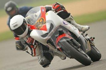 © Octane Photographic Ltd. Thundersport – Donington Park - 24th March 2012. Doodson Motorsport Supertwins & F400, Lewis Osler. Digital ref : 0254cb7d2024