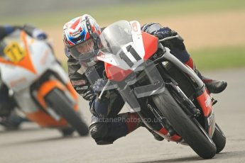 © Octane Photographic Ltd. Thundersport – Donington Park -  24th March 2012. Doodson Motorsport Supertwins & F400, David Allingham. Digital ref : 0254cb7d2076