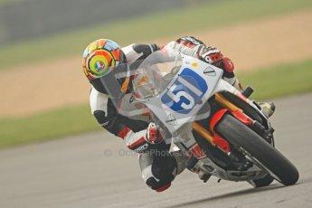 © Octane Photographic Ltd. Thundersport – Donington Park - 24th March 2012. Doodson Motorsport Supertwins & F400, Dave Taylor. Digital ref : 0254cb7d2092