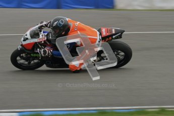 © Octane Photographic Ltd. Thundersport – Donington Park - 24th March 2012. Doodson Motorsport Supertwins & F400, Sam Cox. Digital ref : 0254lw7d0880