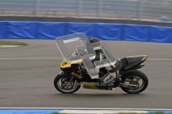 © Octane Photographic Ltd. Thundersport – Donington Park - 24th March 2012. Doodson Motorsport Supertwins & F400, Paul Wardell. Digital ref : 0254lw7d0906
