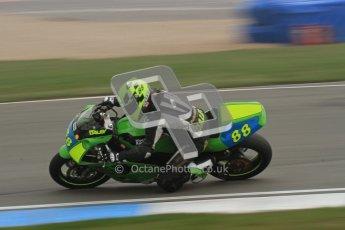 © Octane Photographic Ltd. Thundersport – Donington Park - 24th March 2012. Doodson Motorsport Supertwins & F400, Josh Daley. Digital ref : 0254lw7d1006