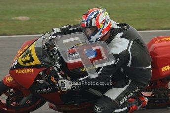 © Octane Photographic Ltd. Thundersport – Donington Park - 24th March 2012. Doodson Motorsport Supertwins & F400, Nathan Hutchinson. Digital ref : 0254lw7d1088