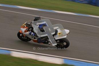 © Octane Photographic Ltd. Thundersport – Donington Park - 24th March 2012. Doodson Motorsport Supertwins & F400, Dan Brady. Digital ref : 0254lw7d1251