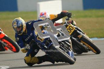 © Octane Photographic Ltd. Thundersport – Donington Park - 24th March 2012. Bridgestone Thundersport 500, Sam Ludgate and Neil Bainbridge. Digital ref : 0256cb7d2463