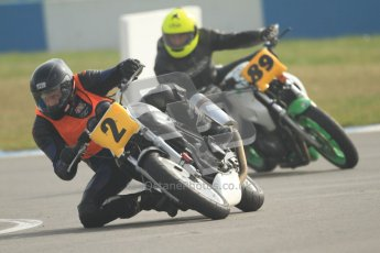 © Octane Photographic Ltd. Thundersport – Donington Park - 24th March 2012. Bridgestone Thundersport 500, James Butcher and Ian Robinson. Digital ref : 0256cb7d2537