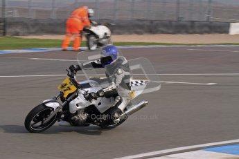© Octane Photographic Ltd. Thundersport – Donington Park - 24th March 2012. Bridgestone Thundersport 500, Steve Kain. Digital ref : 0256lw7d1719