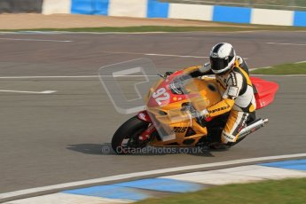 © Octane Photographic Ltd. Thundersport – Donington Park -  24th March 2012. Morello Services Thundersport GP1 / Superstock 1000. Digital ref : 0258lw7d2430
