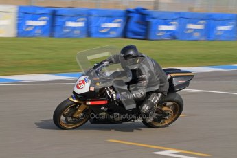 © Octane Photographic Ltd. Thundersport – Donington Park -  24th March 2012. Morello Services Thundersport GP1 / Superstock 1000, Justin Stephenson. Digital ref : 0258lw7d2442