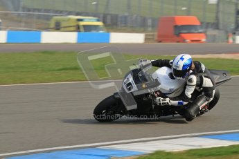 © Octane Photographic Ltd. Thundersport – Donington Park -  24th March 2012. Morello Services Thundersport GP1 / Superstock 1000, Jenny Tinmouth. Digital ref : 0258lw7d2618