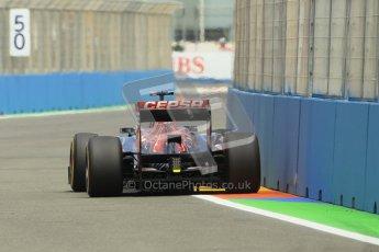 © 2012 Octane Photographic Ltd. European GP Valencia - Friday 22nd June 2012 - F1 Practice 2. Toro Rosso STR7 - Daniel Ricciardo. Digital Ref : 0368lw1d3897