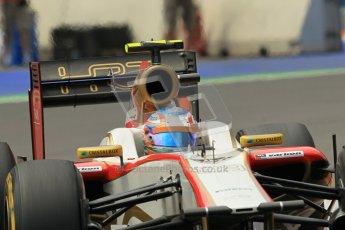 © 2012 Octane Photographic Ltd. European GP Valencia - Friday 22nd June 2012 - F1 Practice 2. HRT F112 - Narain Karthikeyan. Digital Ref : 0368lw1d4128