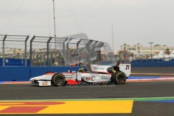 © 2012 Octane Photographic Ltd. European GP Valencia - Friday 22nd June 2012 - GP2 Practice - Rapax - Daniel de Jong. Digital Ref : 0369lw1d3504